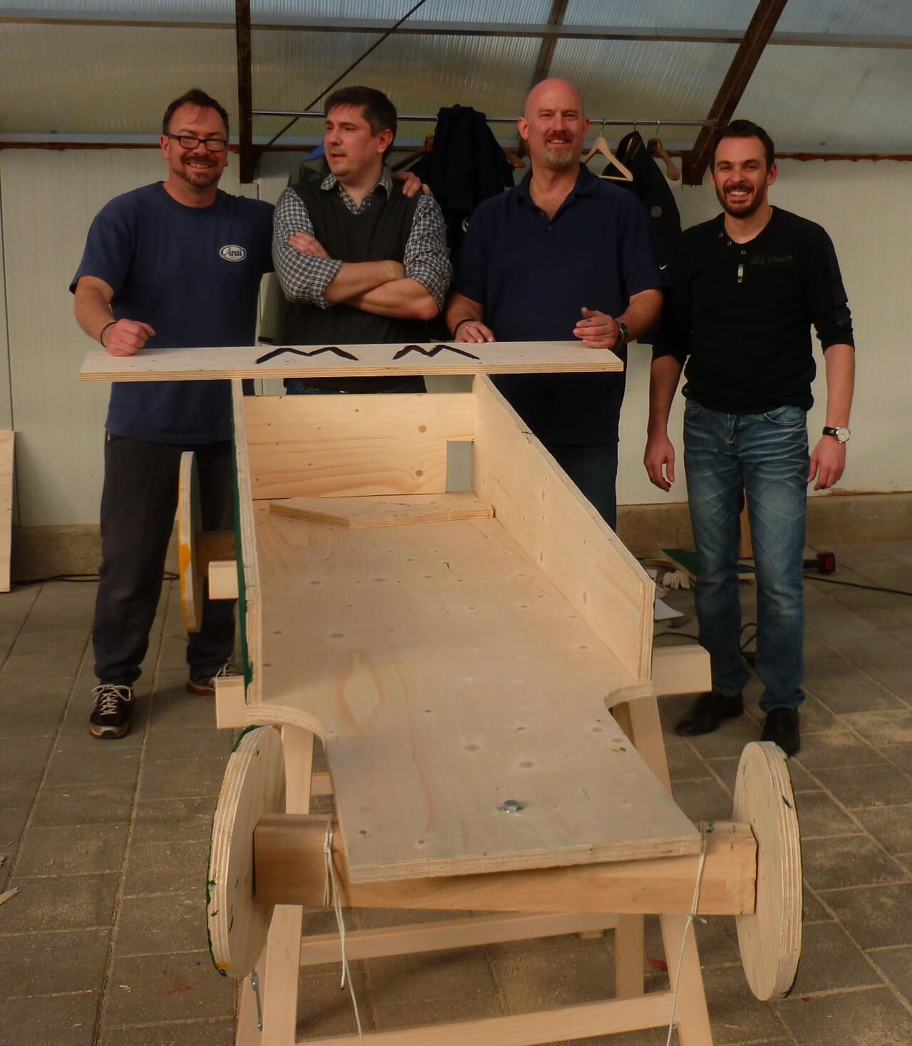 Building Go Carts In Switzerland